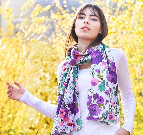 91fc2adeea3 Foulards tendance - Allée du foulard