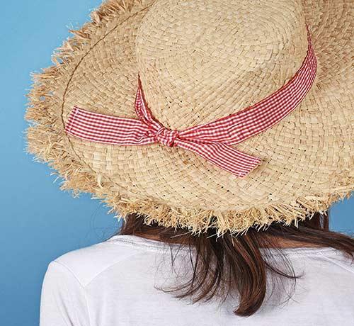 Chapeaux été