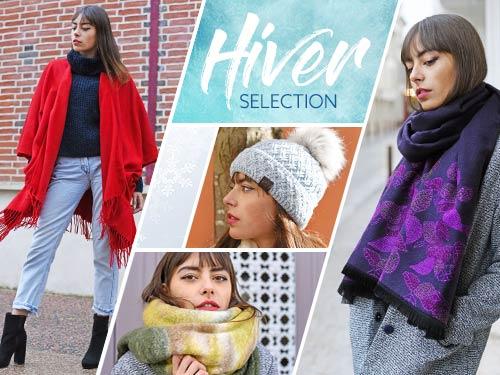 Sélection articles de mode spécial Hiver